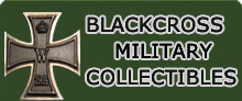 BLACK CROSS MILITARY COLLECTIBLES